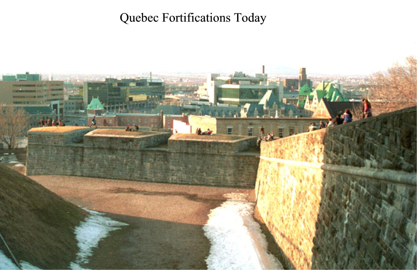 Quebec Fortifications